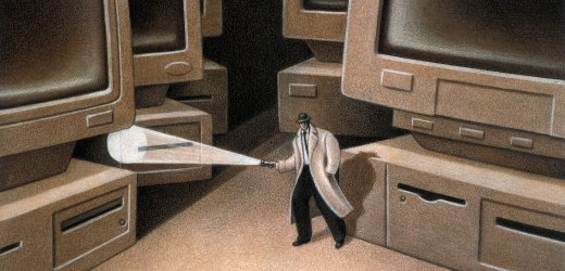 Диктатура наступає. Як захистити свою пошту і розмови в інтернеті. Ази безпеки