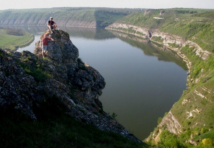 У Дністровському каньйоні планують розвивати пішохідний та велотуризм