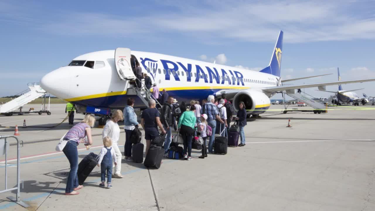 Ryanair звик шантажувати аеропорти. З Борисполем не вийшло - і це не ... 4a3967941f420
