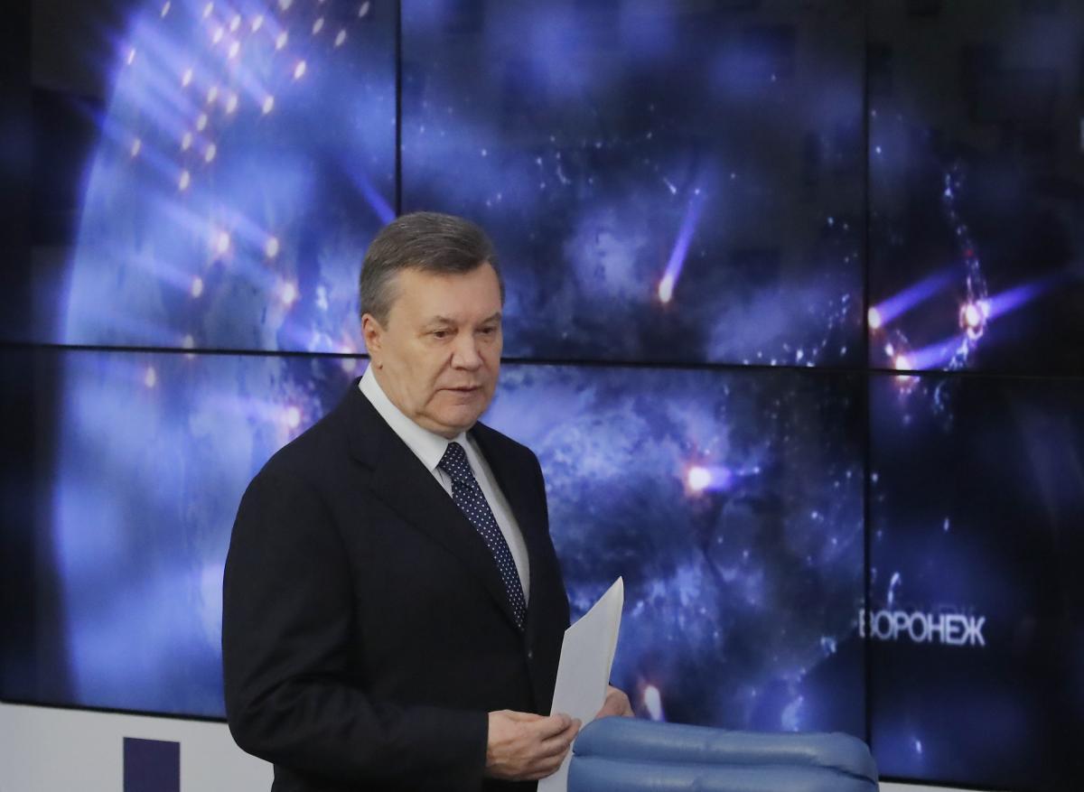 ab51651ef72b0d Прокурори Головної військової прокуратури у справі про держзраду  екс-президента Віктора Януковича завершили виступ у судових дебатах в  Оболонському райсуді ...