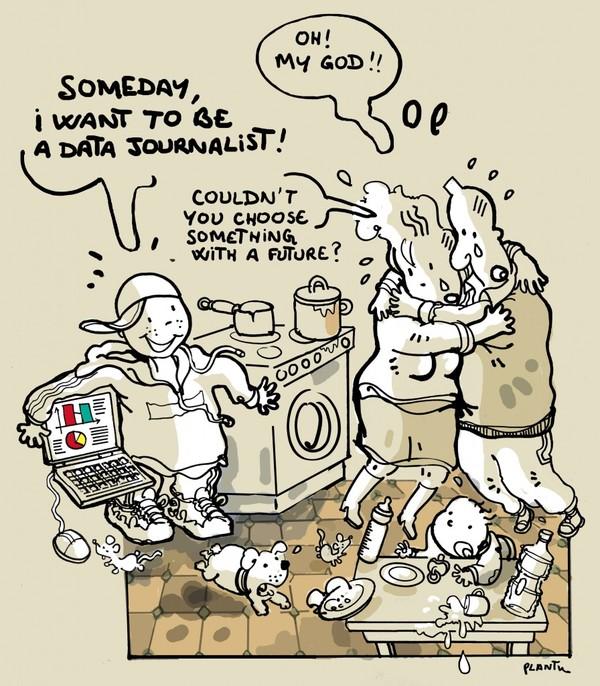 О журналистике данных, как о чем-то особенном и непривычном, сегодня говорят все меньше.  В таблицах, схемах и...