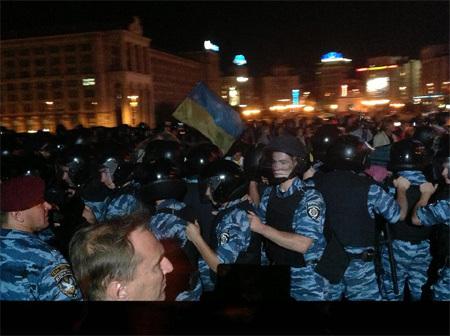 """Украина должна сохранить """"свое уникальное лицо"""", - Азаров поздравил соотечественников - Цензор.НЕТ 6603"""