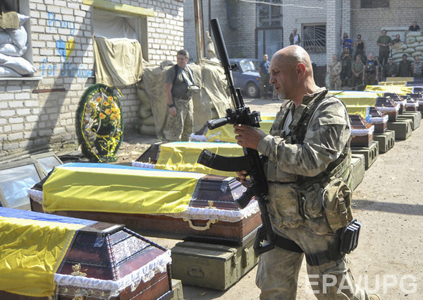 Антитеррористическая операция приобрела характер позиционной войны, - Марчук - Цензор.НЕТ 8200