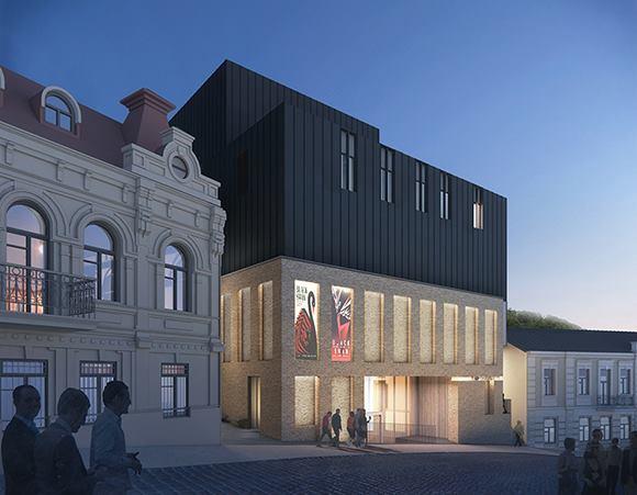 Оксана Забужко про новий театр  ми потроху вилазимо з тьми нашої ... 1ecc2cd276c