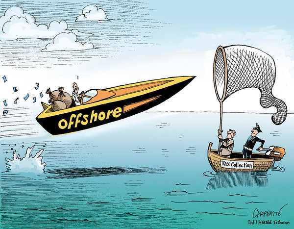 Три кроки відріжуть Україну від офшорів. Жоден уряд їх не зробить, бо легше доїти середній клас