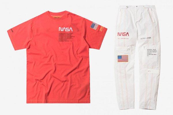NASA випустила власну лінійку одягу в стилі