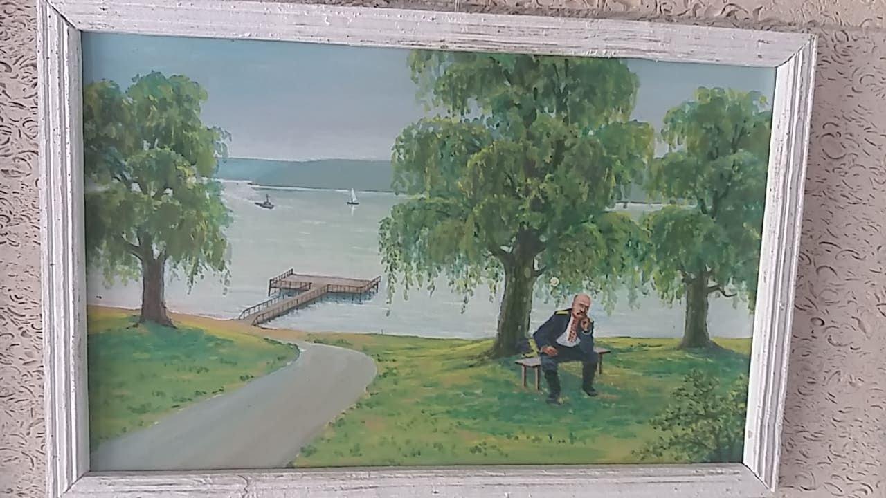 Інгул колись. Картина радянської доби з Баштанського краєзнавчого музею