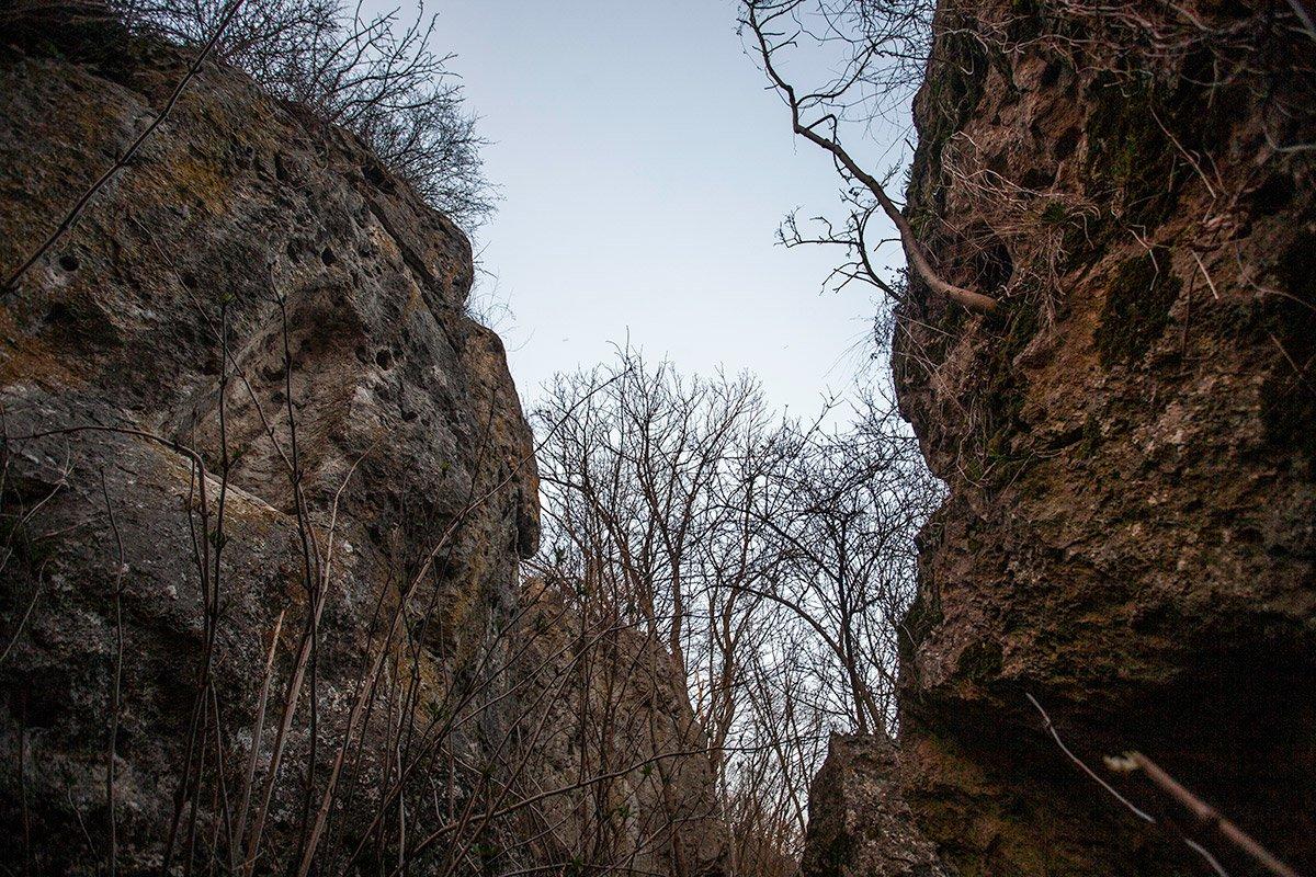 Ущелина-капличка